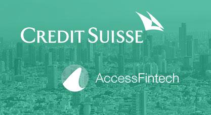 Credit Suisse AccessFintech