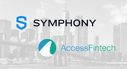 Symphony and Accessfintech